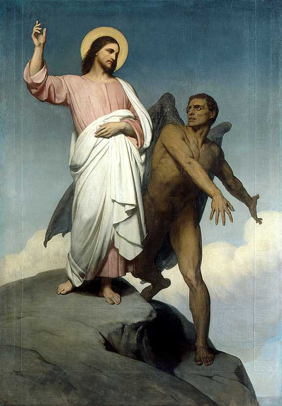 The Temptation of Christ