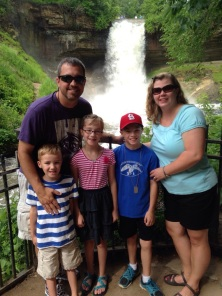 The Great Bybee Family Road Trip, June 2014