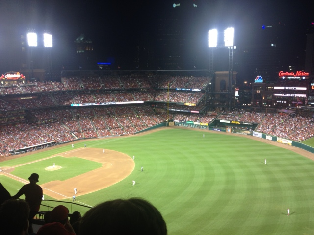 Phillies vs. Cards - 6/19/14