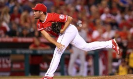 Angels closer Huston Street