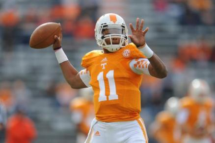 Joshua Dobbs, the future of Volunteer football